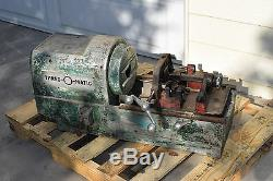 1959 Thredomatic vintage 22 Collins Pipe Threading Machine Thred O Matic