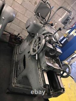 1 1/2 Landis Single Head Threading Machine