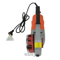 2300W Portable Electric Pipe Threader 6 Dies Threading Machine 1/2 to 2