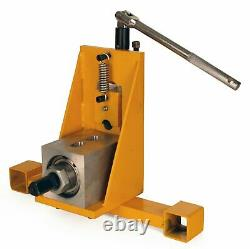 915 Pipe Roll Groover 1-1/4in. 6in. Fits RIDGID 300 Pipe Threading Machine