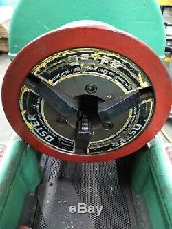 Beaver Heavy Duty Pipe & Bolt Machine Model A 230VAC 3 Phase