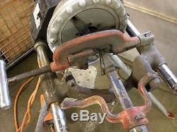 Berkley BT-5020 Electric Pipe Threader Threading Machine