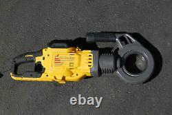 Dewalt DCE700 Flex volt Threading machine withbattery and charger