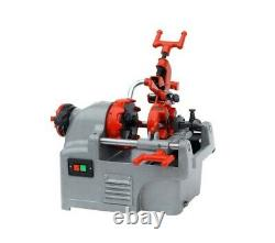 Electric Pipe Threader Threading Machine (1/2 1) Quick Opening Die Head P25A