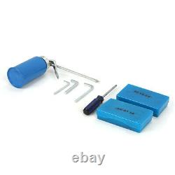 Electric Pipe Threader Tool Threading Machine 110V (1/2 2) Threading Cutter