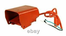Foot Pedal Switch Assembly 36642 B294 Fits Ridgid 300 535 Pipe Threading Machine