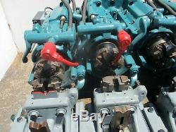 Landis 4 Head Bolt And Pipe Threading Machine / Threader