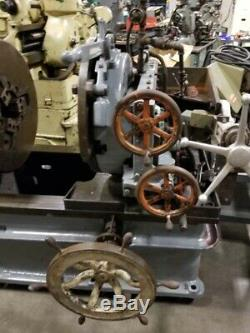 Landis 6 inch Pipe Threader (Inv. 39189)