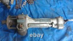 MUELLER C-1 PIPE TAPPING MACHINE drill 25travel with accessories