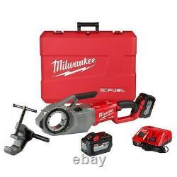Milwaukee 2874-22HD M18 FUEL 18V Pipe Threader ONE-KEY Kit