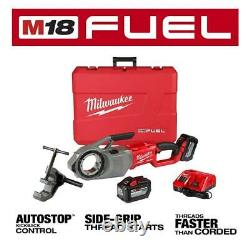 Milwaukee 2874-22HD M18 FUEL Pipe Threader With ONE Key Kit