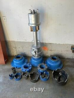 Mueller Cl-12 Pipe Tapping Machine