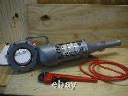NEW Ridgid 41935 Model 700 Hand-Held Power Drive Pipe Threading Machine