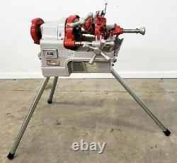 New Wheeler Rex Pipe Threader CN50A 1/2 to 2 Threading Machine