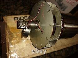 OEM RIDGID Armature for Pipe Threading Machine Lamb old style spiral pinion