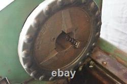 OSTER 655 Conduit Bolt Black Iron Galvanized Pipe Threader Machine 1/2-2 Pipe