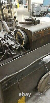 OSTER PIPE THREADER Model 552