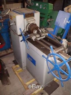Oster 542-A Rapiduction Revolving Die Head 4 Threading Machine withLOTS of DIES