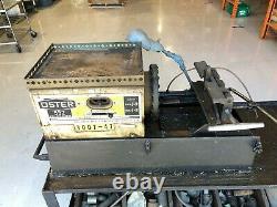 Oster 552 Pipe & Bolt Machine, TH-4045 Portable Threader Cutter Tube Threading