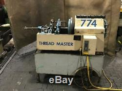 Oster #774 Pipe and Bolt Threader, Portable Pipe and Bolt Machine
