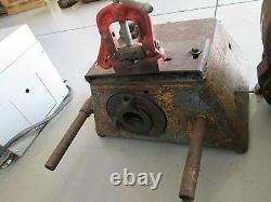 Oster Machine Co. Pipe Threader Model # 422