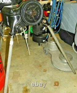 Pipe Threader & Stand Ridgid 400A