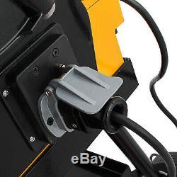 Pipe Threading Machine Foot Switch 1/2-4 Oil Can Threader Machine Upstanding