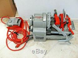 Portable Pipe Threading Machine, Ridgid, 1215