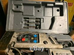 Portable drilling machine USA 5000 SLUGGER