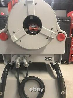 RIDGID 1224 Pipe Threader, Threading Machine, 300, 535, 700,141, Greenlee, Rigid