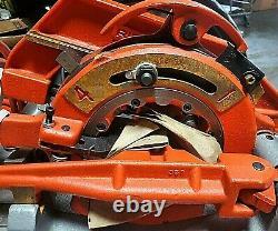 RIDGID 1224 Pipe Threading Machine