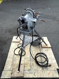 RIDGID 15682 Pipe Threading Machine