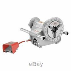 RIDGID 15682 Pipe Threading Machine, 1/8 to 2 In