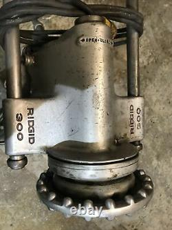 RIDGID 300 115V Power Pipe Threading Machine