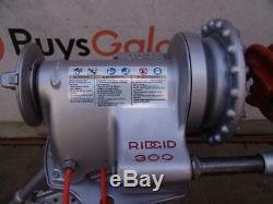 RIDGID 300 Pipe Threader Threading Machine 1 DIE 1-2
