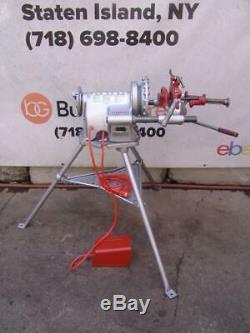 RIDGID 300 Pipe Threader Threading Machine 1 DIE 1-2 #6
