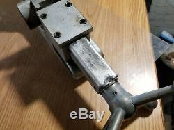 RIDGID 300 Pipe Threading Machine Carriage Clamp