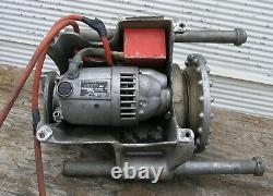 RIDGID 300 Power Drive Pipe Threading Machine with Foot Switch