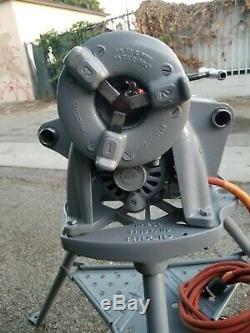RIDGID 300 Power Drive pipe threader machine