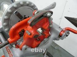 RIDGID 300 T2 PIPE THREADER MACHINE 811a Die, Transporter 42575