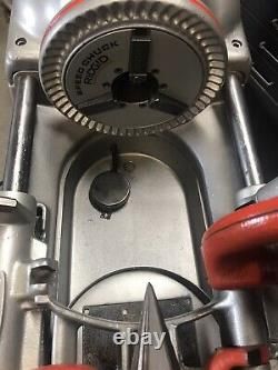 RIDGID 535 Pipe Threader, Threading Machine, 1224, 300, 700,141, Greenlee, Rigid