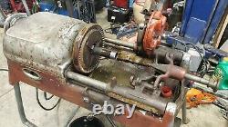 RIDGID 535 Pipe Threader, Threading Machine, 300,1224, 700,141, Greenlee, Rigid