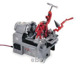 RIDGID 61142 Pipe Threading Machine, 1/4 to 1-1/2 In