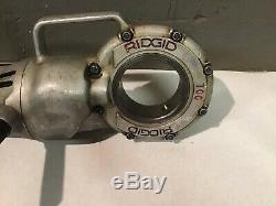 RIDGID 700 Pipe threader machine Power pony 141 161 300 12r FREE SHIPPING