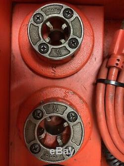 RIDGID 700-T2 Corded 115V Power Drive Threading Machine With Dies