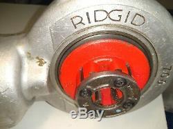 RIDGID 700 electric Pipe threader machine