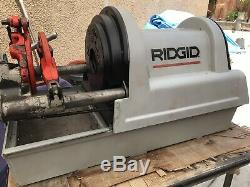 RIDGID Model 1822-I Power Threading Machine (no Stand)