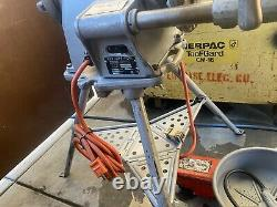 RIDGID Model 300 Power Threading Machine 1-2 NPT