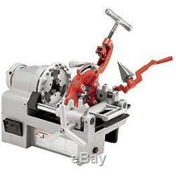 RIDGID Model No. 1215 Threading Machine, Npt, 115V, 60 Hz, 1/2 1-1/2