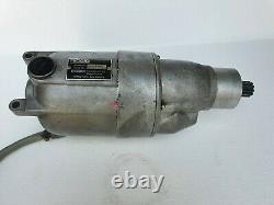 RIDGID No. 1177 Motor for 535 & 300 Thread Machines NEEDS REPAIR